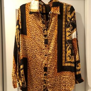 PrettyLittleThing blouse